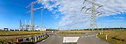 Nederland, Zuid-Holland, Rotterdam, 19-07-2015; Haven Rotterdam, Beerweg. Gigapanorama;<br /> <br /> copyright foto/photo Siebe Swart