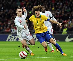 130206 England v Brazil