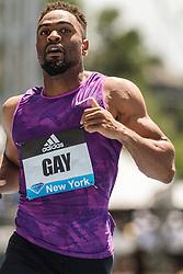 adidas Grand Prix Diamond League Track & Field: Men's 100m, Tyson Gay, USA