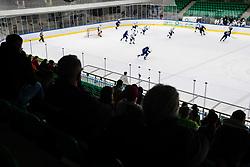 Beat Covid 19 IIHF Tournament 2021 between national teams of Slovenia and France in Hala Tivoli on 17th of May, 2021, Ljubljana, Slovenia . Photo By Grega Valancic / Sportida