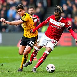 Bristol City v Wolverhampton Wanderers