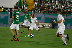 December 22, 2017 - BRazil - CHAPECO, SC - 22.12.2017: GAME OF THE STARS FRIENDS OF TITE X CARILL - Roger Flores of Friends of Carille, for the match Amigos do Tite and Friends of F·bio Carille. (Credit Image: © Fotoarena via ZUMA Press)
