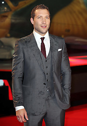 Jai Courtney arriving at the A Good Day To Die Hard  premiere in London, Thursday, 7th February 2013. Photo by: Stephen Lock / i-Images