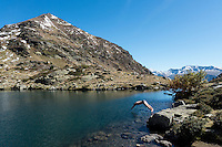 Hiking in Andorra - Tristania lakes