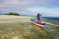 Philippines, archipel des Visayas, île de Bohol, Panglao, ile de Puntod. // Philippines, Visayas islands, Bohol island, panglao, Puntod island.