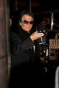 ROBERT CAVALLI, The Launch of the Cavalli Selection. 17 Berkeley St. London. 29 May 2008.   *** Local Caption *** -DO NOT ARCHIVE-© Copyright Photograph by Dafydd Jones. 248 Clapham Rd. London SW9 0PZ. Tel 0207 820 0771. www.dafjones.com.