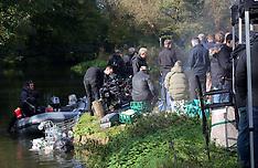 Filming on Location Guildford David Tennett
