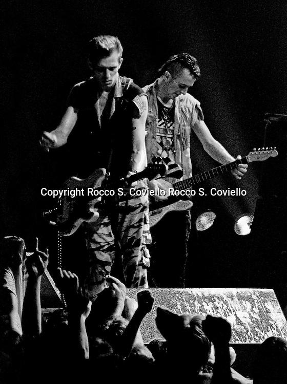 The Clash Cape Cod Coliseum 1981. The Clash. Cape Cod Coliseum 1981