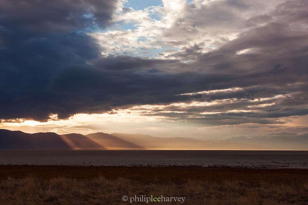 Great Salt Lake, Antelope Island State Park, Utah, United States of America