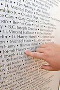 Wall of Remembrance 911 2013