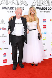 AU_1417480 - Sydney, AUSTRALIA  -  Nicole Kidman and Keith Urban Join Celebrities at the 32nd Annual ARIA Awards 2018 - Red Carpet Arrivals<br /> <br /> Pictured: Sophie Monk and Andrew Monk<br /> <br /> BACKGRID Australia 28 NOVEMBER 2018 <br /> <br /> BYLINE MUST READ: Brandon Voight / BACKGRID<br /> <br /> Phone: + 61 2 8719 0598<br /> Email:  photos@backgrid.com.au