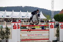 NIEBERG Gerrit (GER), Contagio<br /> Hagen - Horses and Dreams 2019<br /> Großer Preis der Deutschen Kreditbank AG- BEMER RIDERS TOUR - Wertungsprüfung - CSI4* Grand Prix Two Rounds<br /> 28. April 2019<br /> © www.sportfotos-lafrentz.de/Stefan Lafrentz