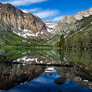 The Parker Lake Trail leads to the beautiful Parker Lake.