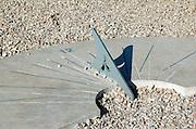 sundial at 14:20