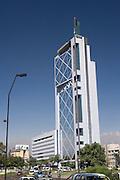 Building in Bellavista, Santiago, Chile