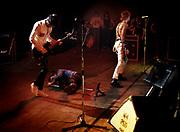 Mick Jones The Clash in concert London