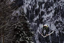 January 20, 2018 - Oberstdorf, GERMANY - 180120 Andreas Stjernen of Norway during the FIS Ski Flying World Championships on January 20, 2018 in Oberstdorf..Photo: Vegard Wivestad Grøtt / BILDBYRÃ…N / kod VG / 170080 (Credit Image: © Vegard Wivestad GrØTt/Bildbyran via ZUMA Wire)
