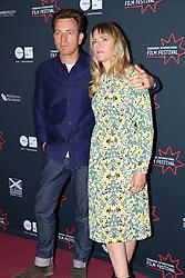 © Licensed to London News Pictures. Edinburgh Cineworld. Edinburgh International Film Festival, Ewan_McGregor_Edith_Bowman,  DOLL&EM,  21/06/2015, Photo Credit: M.Pocwiardowski/LNP