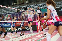 HANCOCK MICHA DANIELLE (NOVARA)<br /> FINAL FOUR COPHANCOCK MICHA DANIELPA ITALIA PALLAVOLO FEMMINILE<br /> RIMINI 14-03-2021<br /> FOTO FILIPPO RUBIN / LVF
