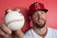 Pitcher Bud Norris poses during media day during the Angels' 2017 Spring Training camp in Tempe, AZ on Tuesday, February 21, 2017. (Photo by Kevin Sullivan, Orange County Register/SCNG)