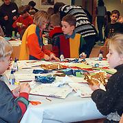 Kindermiddag in het Visnet Huizen