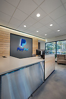Interior Design image of Pay Pal Office in Timonium Maryland by Jeffrey Sauers of Commercial Photographics, Architectural Photo Artistry in Washington DC, Virginia to Florida and PA to New England