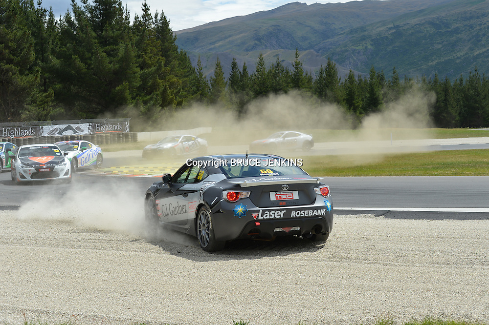 TR 86 Round One at Highlands Motorsport Park, Cromwell