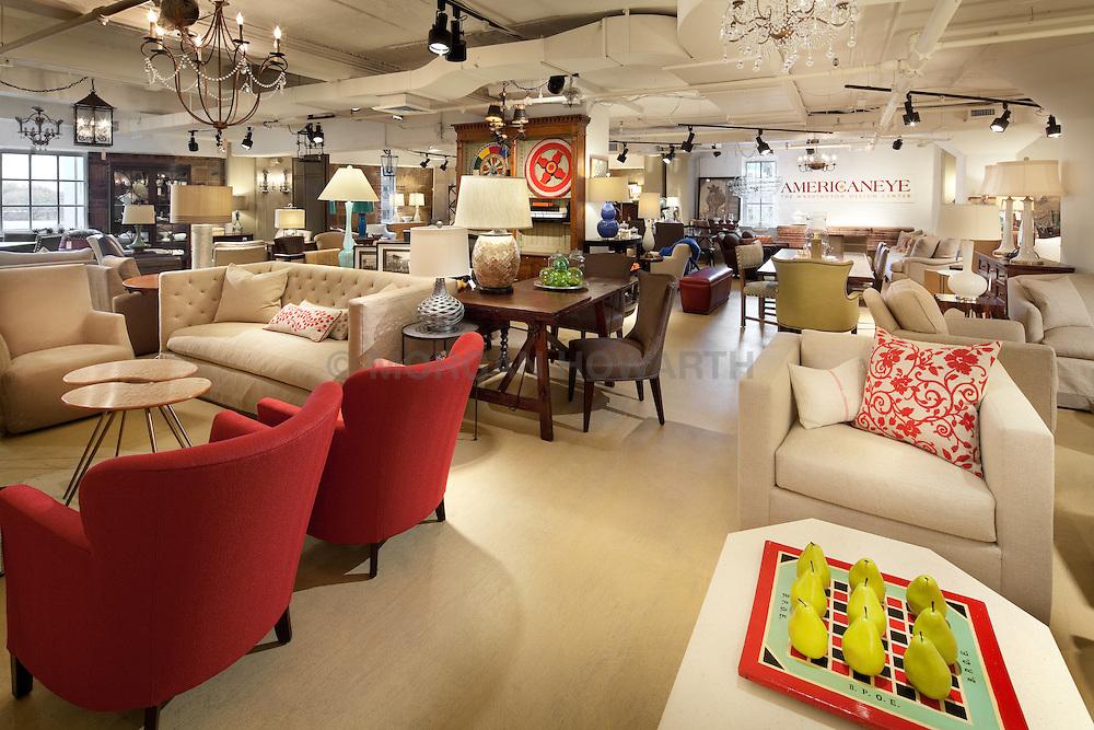 American Eye furniture showroon at Washington DC Design Center VA1_958_804
