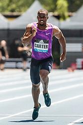 adidas Grand Prix Diamond League Track & Field: Men's 100m, Nesta Carter, Jamaica