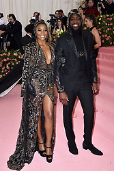 Gabrielle Union and Dwyane Wade attend The 2019 Met Gala Celebrating Camp: Notes On Fashion at The Metropolitan Museum of Art on May 06, 2019 in New York City. Photo by Lionel Hahn/ABACAPRESS.COM