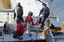 The Clyde Cruising Club's Scottish Series held on Loch Fyne by Tarbert. Day 2 racing in a perfect southerly<br /> <br /> K4203, Stargazer, A. Campbell/ A. Bisland, CCC / Arran YC , Grand Soleil 34