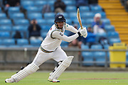 Tom Kohler-Cadmore of Yorkshire during the opening day of the Specsavers County Champ Div 1 match between Yorkshire County Cricket Club and Hampshire County Cricket Club at Headingley Stadium, Headingley, United Kingdom on 27 May 2019.