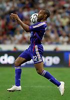Paris/Parigi 6/9/2006 Stade de France Eliminatorie Euro 2008. France Italy 3-1 Francia Italia 3-1. Photo Andrea Staccioli INSIDE/Digitalsport<br /> Thierry HENRY France<br /> Norway only