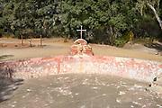 Lavanderia at La Purisima Mission