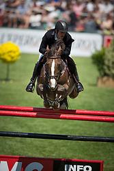 Verlooy Jos (BEL) - Farfelu de la Pomme <br /> Longines Jumping International La Baule 2014<br /> © Hippo Foto - Dirk Caremans