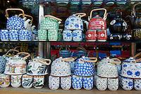 Chine, Pekin (Beijing), boutique dans le quartier touristique de Behai // China, Beijing, Behai tourist area