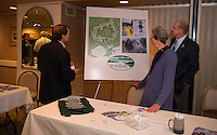 Laconia Chamber of Commerce Lakes Region Business Fair at Margate Resort.  Karen Bobotas for the Laconia Daily Sun