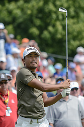 August 9, 2018 - Town And Country, Missouri, U.S - SATOSHI KODAIRA from Japan during round one of the 100th PGA Championship on Thursday, August 8, 2018, held at Bellerive Country Club in Town and Country, MO (Photo credit Richard Ulreich / ZUMA Press) (Credit Image: © Richard Ulreich via ZUMA Wire)