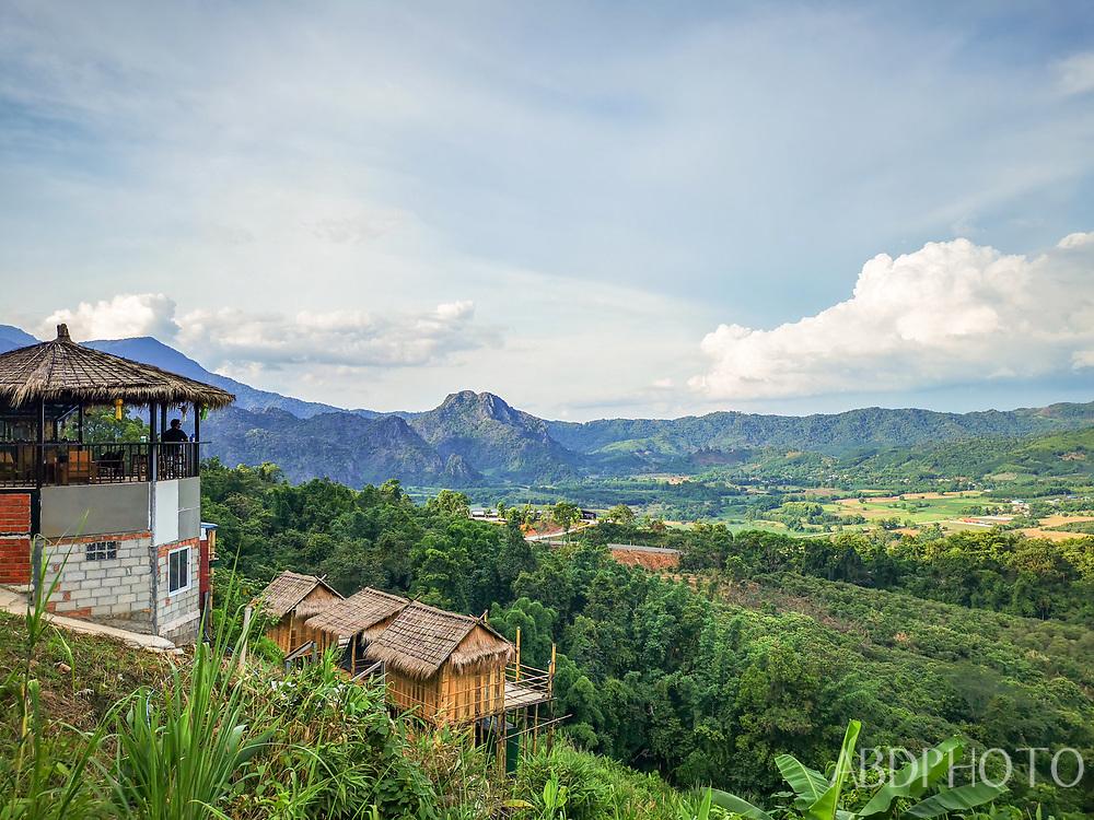 Phayao พะเยา province Northern Thailand Magic Mountain Phu Langka
