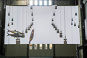 The Hyundai Commission 2016: Philippe Parreno in Tate Modern's Turbine Hall runs from 4 October 2016 to 2 April 2017. Philippe Parreno. Parreno is a French artist who creates kaleidoscopic environments and choreographed spaces, in which a series of unique events and experiences unfold. A key artist of his generation, his work uses sound, light, film, sculpture and technology.