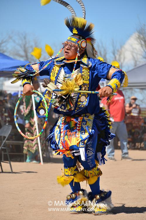 37th Annual Wa:k Pow Wow at San Xavier Mission del Bac Church in Tucson, Arizona