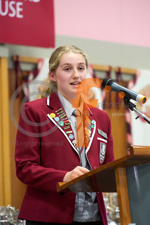 Woodford House Prize Giving