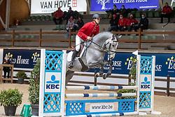 126, Romeo van het Geinsteinde<br /> Hengstenkeuring BWP- Azelhof - Lier  2021<br /> © Hippo Foto - Dirk Caremans<br />  12/04/2021