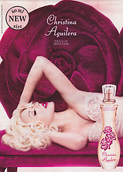 Celebrities advertising in adverts in european countries. Cara Delevigne La Perla lingerie - Chanel perfume Gisele Buendchen Keira Knightley - Dior perfume Jennifer Lawrence Robert Pattinson - Dolce Gabbana lipstick Monica Bellucci - Doppia Difesa Organisation against violence towards women Michelle Hunziker Julia Bongiorno - Eni electricity and gas Roberto Bolle - Fendi perfume Mark Ronson Anja Rubik - Imedeen facial cream Christy Turlington Burns - Intimissimi lingerie Christof Innerhofer - Jaeger LeCoultre watch Diana Krueger - Julia Roberts Lancome perfume - Longiness watch Kate Winslet Simon Baker - Louis Vuitton luggage suitcase Michelle Williams - Mandarin Oriental Hotel Morgan Freeman - Marc Jacobs clothing Miley Cyrus - Pinko clothing Alessandra Ambrosio - Ralph Ricky Lauren handbag - Richmond Belen Rodriguez - Stefano De Martino Richmond perfume - Stuart Weitzman clothing Kate Moss - Swarovski jewelry Miranda Kerr - TW Steele catch Kelly Rowland - Yamamay Yasmin Amber Le Bon lingerie - Cara Delevingne for Tag Heuer watch - George Clooney wearing a wedding ring for Omega watch - Cara Delevingne and Kate Moss for My Burberry perfume - Rafael Nadal for Tommy Hilfiger underwear - Rihanna for Nude Rebl fleur perfume - Jennifer Lawrence for Dior Addict lipstick - Sophia Loren for Dolce Gabbana lipstick - Christina Aguilera for Touch of seduction perfume - Penelope Cruz for Carpisa handbag - Cara Delevingne and Pharrell Williams for Chanel clothing - Jessica Alba for Braun silk epil razor - Cara Delevingne for Yves Saint Laurent lipstick - Karlie Kloss for Marella clothing - Kendall Jenner for Estee Lauder lipstick - John Travolta for Breitling watch - Kate Moss Cara Delevingne for Mango clothing - Nicole Kidman for Omega watch - Novak Djokovic for Seiko watch - Sharon Stone for Airfield clothing - Patricia Arquette for Marina Rinaldi clothing. Ads Advertising. 28 May 2017 Pictured: Christina Aguilera. Photo credit: MEGA TheMegaAgency.com +1 888 505 6342