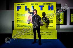 James McAvoy, <br />Edinburgh hosts the World Premiere of Filth at the Omni cinema.<br />©Michael Schofield.