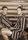 20030424 Steve Redgrave and Matt Pinsent; Leander Club