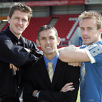 St Johnstone FC May 2005