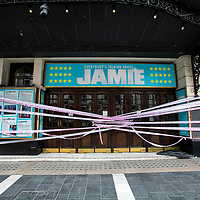 Missing Live Theatre;<br />Jamie at Apollo Theatre;<br />Theatres in lockdown;<br />West End Theatreland, London, UK;<br />7th July 2020.<br />Credit: Pete Jones/arenapal;<br /> www.arenapal.com