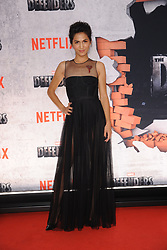July 31, 2017 - New York, NY, USA - July 31, 2017  New York City..Elodie Yung attending Marvel's 'The Defenders' TV show premiere on July 31, 2017 in New York City. (Credit Image: © Kristin Callahan/Ace Pictures via ZUMA Press)