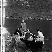 The WAR Wicklow Adventure Race Glendalough is a Kayak Race for the best of the best. But even in the past our ancestors did this Race, but not with Kayaks. Find out how they survived this adventure by having a look at our photos at the Irish Photo Archive..